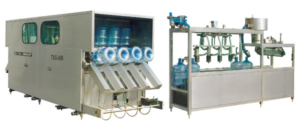 Drinking water filling equipment