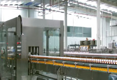 Automatic 4 in 1 juice filling machine 02